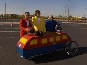 Pedal car kids