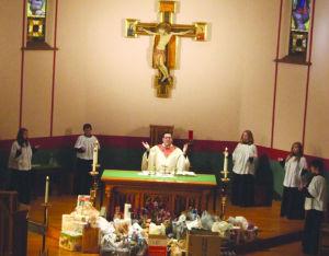 Honorning St. Vincent dePaul
