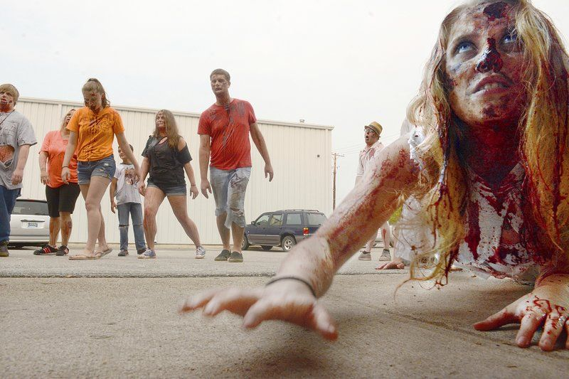 Zombie movie filmed in Kokomo, Logansport ready for screening