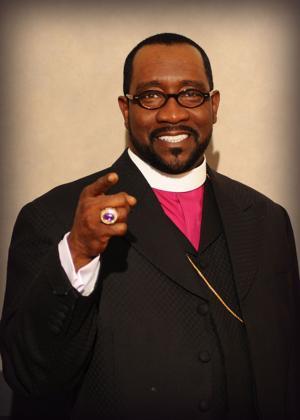 Peers, flock salute bishop's anniversary