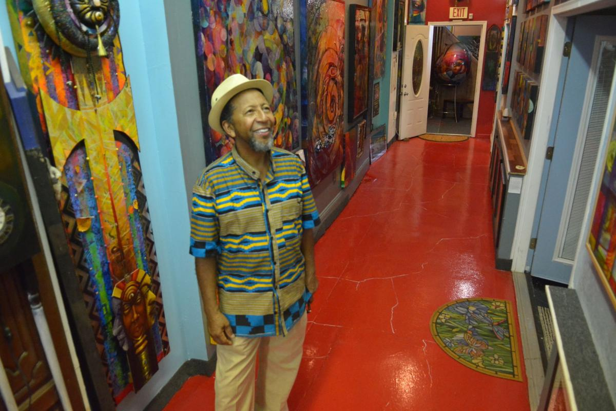 Artist Accuses City Of Tax Trickery In Property Grab