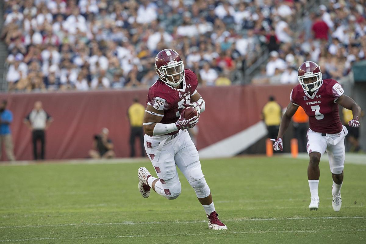 Temple S Sharif Finch Looking To Help Owls Bounce Back
