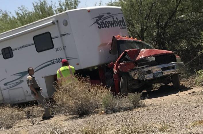 Car Accident Colorado July