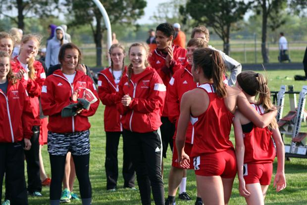 Whisler Shines For Vermillion At Region 4A Track Meet