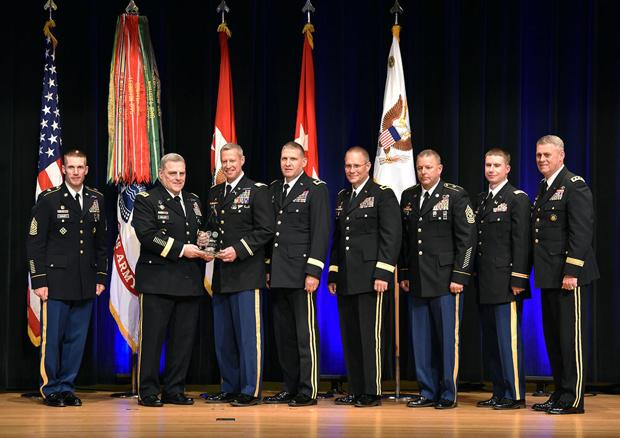 S.D. Guard Wins Gold In Army Communities Of Excellence Awards