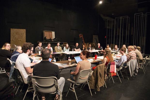 The South Dakota Shakespeare Festival Preparations In Full Swing