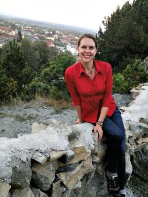 Anna Wonnenberg is Kosovo