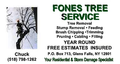 Fones Tree Service