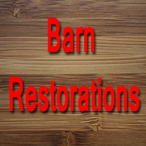 Barn Restorations