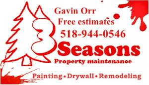 3 Seasons Property Maintenance