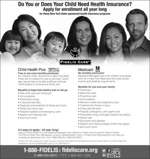 Do You or Does Your Child Need Health Insurance?