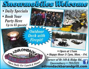 Snowmobiles Welcome