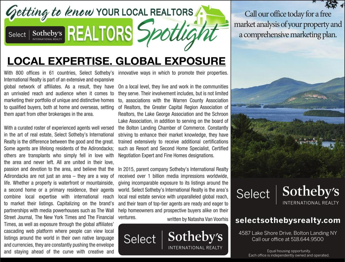LOCAL EXPERTISE. GLOBAL EXPOSURE