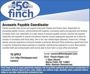 Accounts Payable Coordinator