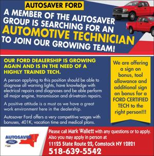 Autosaver Ford
