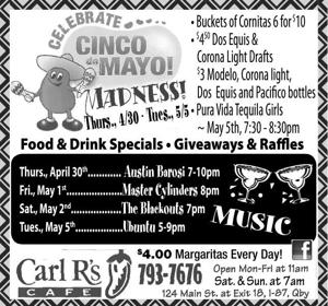 Carl R's Cinco De Mayo