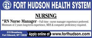FORT HUDSON HEALTH SYSTEM