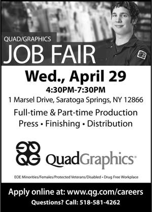 Quad Graphics Job Fair