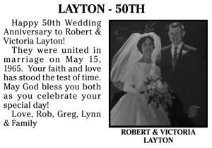 Layton - 50th