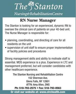 RN Nurse Manager