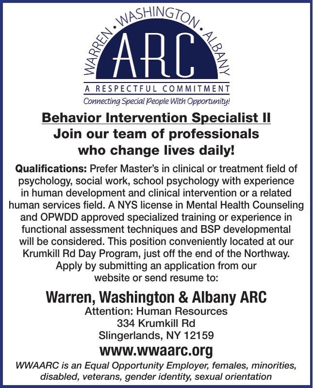 Behavior Intervention Specialist II