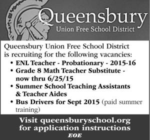 Queensbury Union Free School District