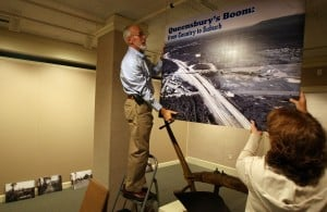 Queensbury's 'boom' years: Chapman exhibit focuses on changes in town from 1940 to '60s