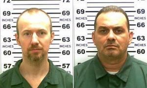 No. 1. Prison escape captivated the nation