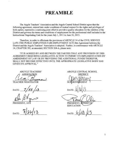 Details crucial in teacher contracts Local – Teacher Agreement Contract