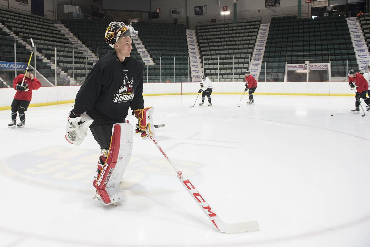 ECHL: Calgary Sends 'true Prospects' To Thunder