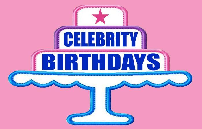 Celebrity Birthdays, May 9