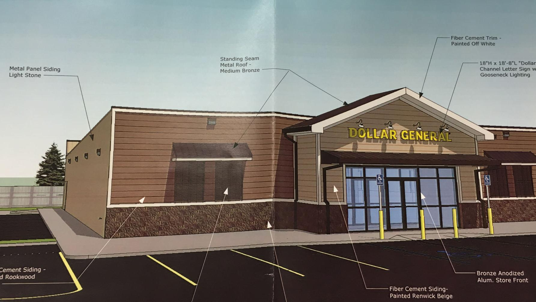Dollar General debate reheats in Northumberland