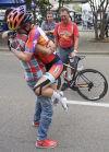 Guarnier wins second U.S. road cycling championship