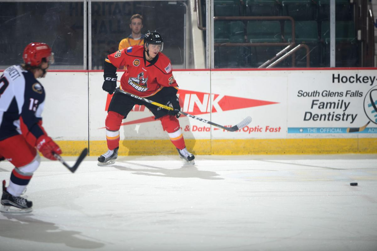 ECHL: Mikkel Aagaard Making The Most Of Where He Is
