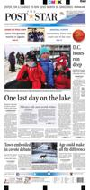 March 2, 2015, front page