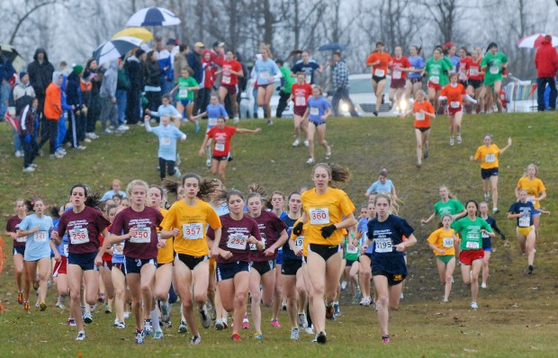 NYS High School Cross Country Championships