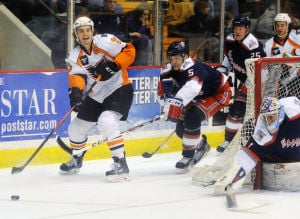 Phantoms vs. Wolf Pack
