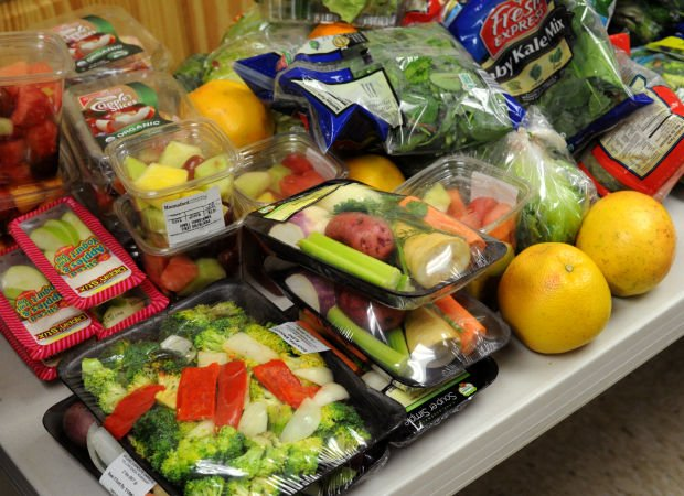 Cuts to food stamps will mean increased demand at area for Loaves and fishes food pantry