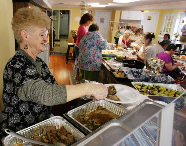 Hudson Falls Soup Kitchen Reopens Local