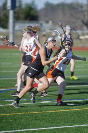 Glens Falls at Schuylerville girls lacrosse