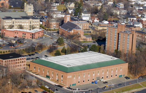 Mullins Center, University of Massachusetts