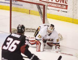 Adirondack Flames vs Lake Erie Monsters