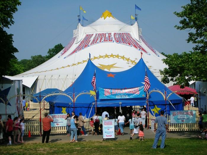 Big apple circus coupon lake george