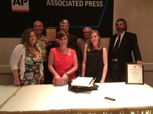 Post-Star wins `Newspaper of Distinction' Award
