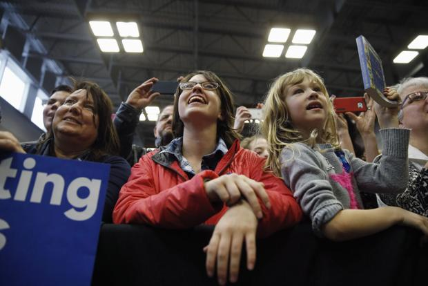 Candidates sprint to N.H. finish but brace for long campaign
