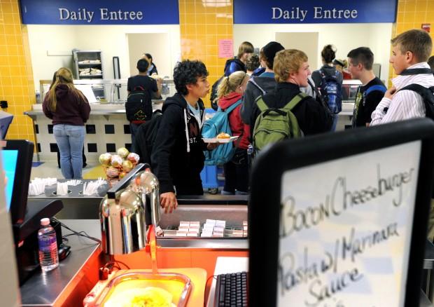 schools change menus  healthier lunches local poststarcom