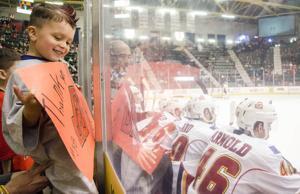 Adirondack Flames last game