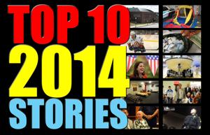 Sale of Civic Center is top story of 2014