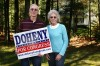 Political signs vs homeowners associations