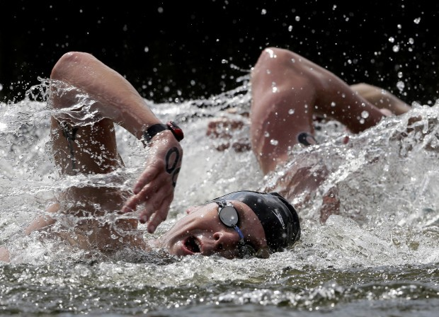 Former Glens Falls Gators Swimmer 10th In Olympic Open Water Swim Sports